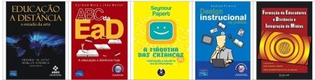 Livros que serão lançados no Web Curriculo